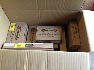 16 x Laptop Batteries - all NEW and Boxed - Acer / Compaq Replacement Battery!