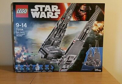 LEGO Star Wars - 75104 *EMPTY BOX* Only - No Lego - Might be of use or Display