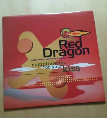 Red Dragon Compliments On Your Kiss 12Inch Vinyl Single