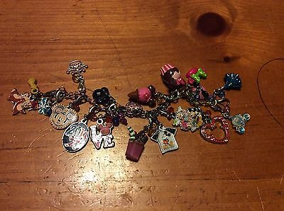 19 Different Disney Charms
