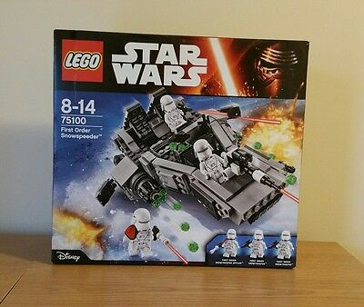 LEGO Star Wars Snowspeeder 75100 *EMPTY BOX* Only - Might be of use or Display