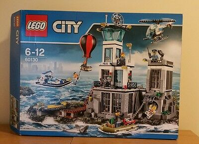 LEGO Island Jail 60130 *EMPTY BOX* Only - No Lego - Might be of use or Display