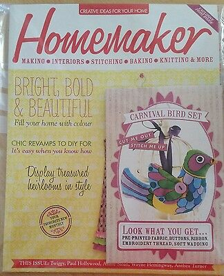 Homemaker magazine issue 4