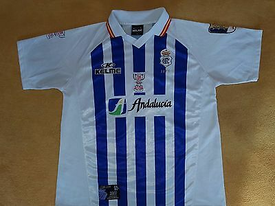 Camiseta Futbol RC Recreativo de Huelva 02-03 Football Shirt Maglia Trikot