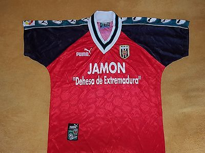 Camiseta Futbol CP Merida 97-98 #2 Football Shirt Maglia Trikot