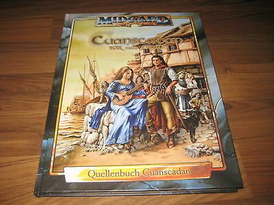Midgard 4. Edition Cuanscadan Quellenband Hardcover Pegasus Press 2012 Neu