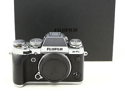 Fujifilm X series X-T1 16.3MP Digitalkamera - Graphite Edition (Nur Gehäuse)