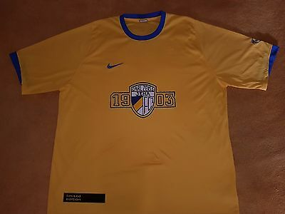 Camiseta Futbol FC Carl Zeiss Jena Football Shirt Maglia Trikot