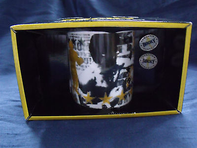 Rocky Mug And Cufflink Set New And Boxed By Groovy