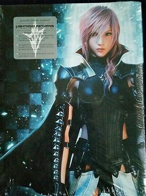 Guide Lightning Returns Final Fantasy Xiii Collector Neuf Sous Blister