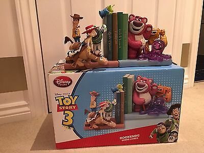 Toy Story Very Rare Bookends
