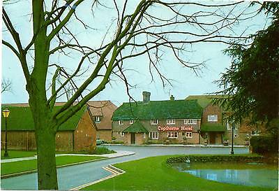 Goodhews Copthorne Hotel - Near Gatwick Airport - Crawley - Sussex - Postcard
