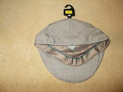 New Marks & Spencer Summer Flat Cap Size L