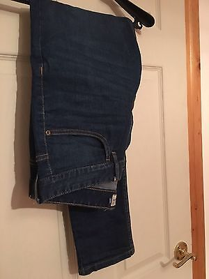 Next Denim Mens Skinny Jeans Size 32R