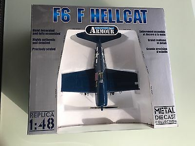 Armour Collection F6 F Hellcat Replica 1:48 / Metal Die cast