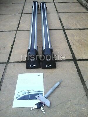 Genuine BMW X3 E83 Roof Bars / Rack