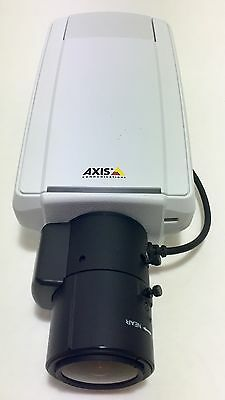Axis P1347 Camera 0343-001. Less than 25 Hours Of Run Time! Works Perfectly!