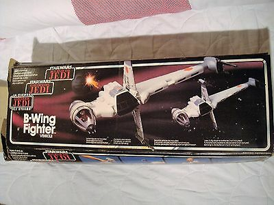 Palitoy Star Wars Return of the Jedi B-Wing Fighter