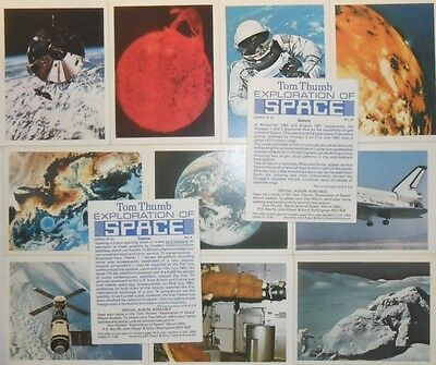 Player's *exploration Of Space* 1983 12/32  *vg*