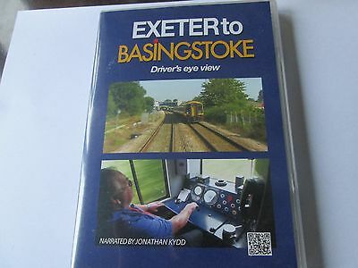 Video 125 DVD  Exeter to Basingstoke Drivers Eye View