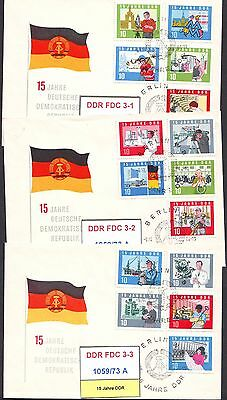 DDR-FDC, 1059/73, gestempelt, alles soll raus! s.scan