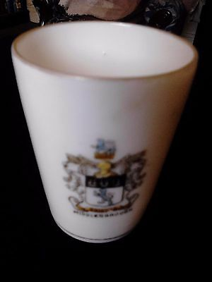 "Vintage GEMMA Crested Wear Miniature Beaker""Middlesborough"""