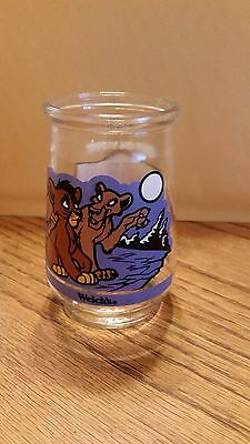 Disney Lion King 2 Simba's Pride Collectible Welch's Glass #3