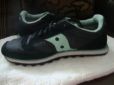 Women's Saucony Jazz Low Pro Running Trainers, Size 6