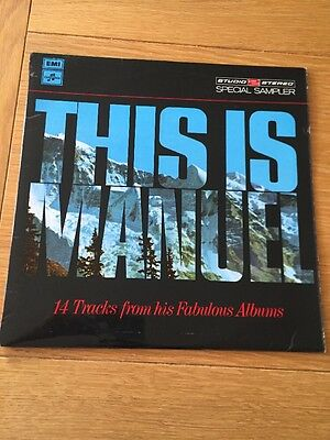 Manuel And The Music Of The Mountains - This Is Manuel - Vinyl LP  EX EX