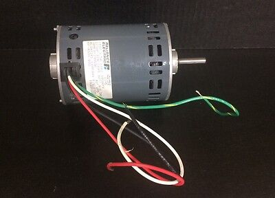 Reliance Electric 1/3 HP Motor # KP-M330-BOS ~ 115V,  60 Hz, 3450 RPM