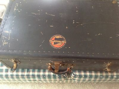 Antique Hartmann Steamer Trunk
