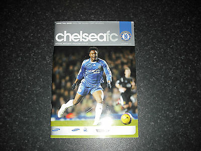 Chelsea v Manchester United 9th May 2007