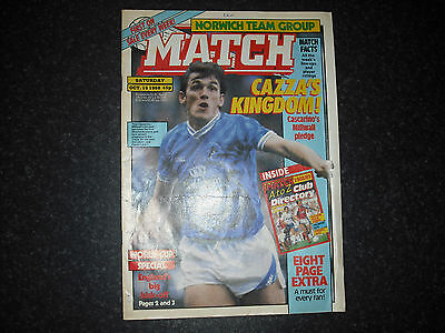 Match Weekly -October 8th 1988
