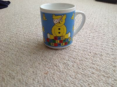 Children In Need Collectable Retro 1986 Pudsey Mug