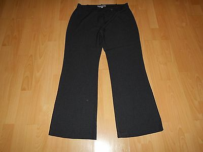 Ladies Next Stretchy Black Trousers. Size 14R