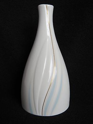 Royal Doulton Bud Vase Impressions Willow Wisp By Gerald Gulotta