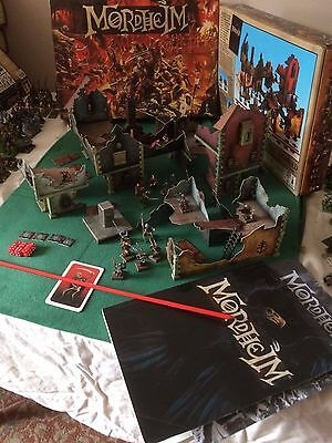 Warhammer Fantasy Battle Mordheim Boxed Set