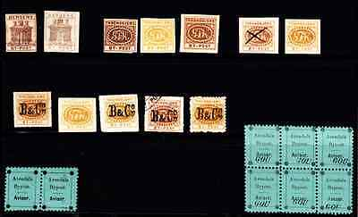 Norway local stamps