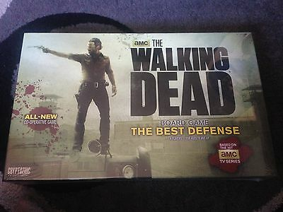 The Walking Dead Board Game: The Best Defense BRAND NEW & SEALED