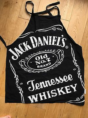 Apron Jack Daniels Black New Tennessee Whisky