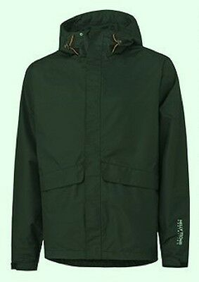 Helly Hansen Gents Waterloo Waterproof Jacket Extra Extra Large Olive Green Xl