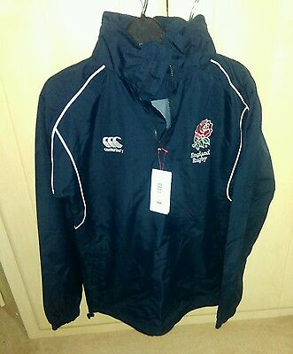 England Rugby Rain Jacket Size S