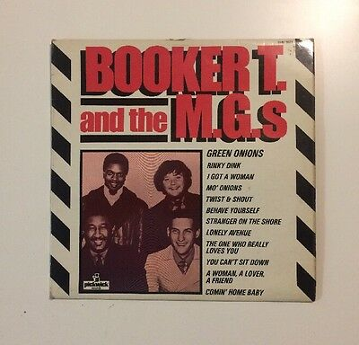 """Booker T And The MG's - 12"""" LP Vinyl Record - (1966)"""