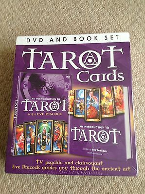 Tarot Cards Set, DVD And Bookset. Brand New And Sealed