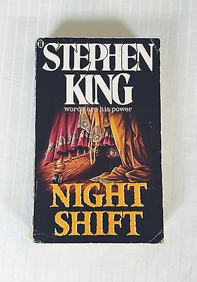 Night Shift by Stephen King (Paperback, 1979)