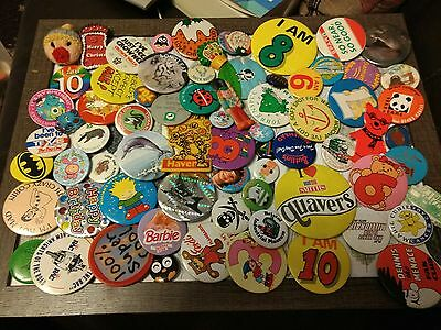 Badge collection (5)
