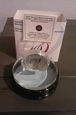 2009 Royal Canadian Mint Special Edition Proof Silver Dollar Coin !!!