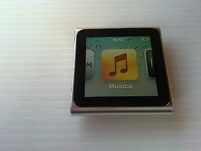 apple ipod nano 6a generazione 8gb