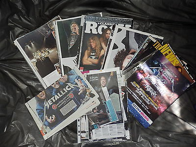 Metallica - Clippings/Cuttings/Articles Collection