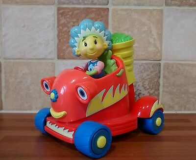 Fifi And The Flowertots Push & Go Mo with Sounds